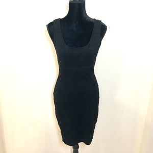 G by Guess Black Bandage Dress!